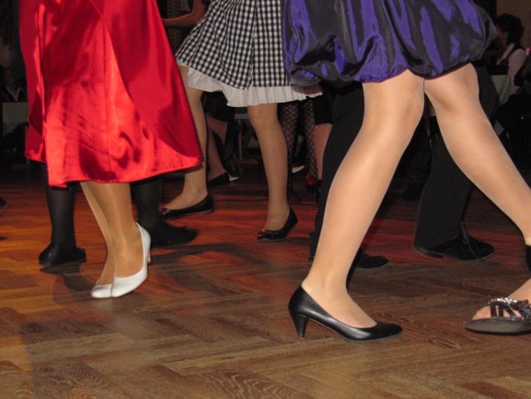 Tanzen auf Hochzeit